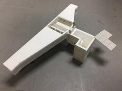 ヘッドタンク構造模型