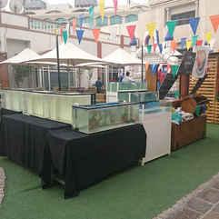 Aquarium Rental for an Event