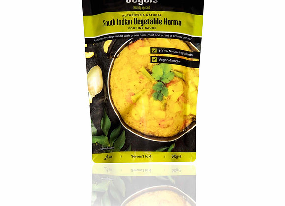 South Indian Vegetable Korma Cooking Sauce