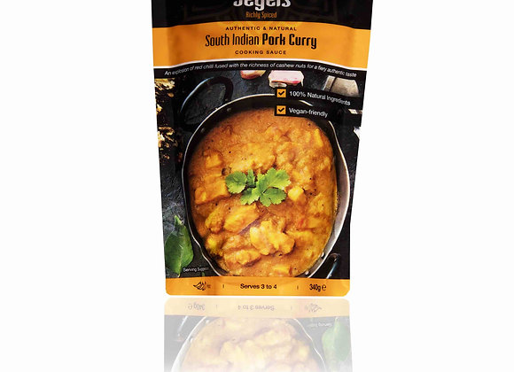 South Indian Pork Curry Cooking Sauce