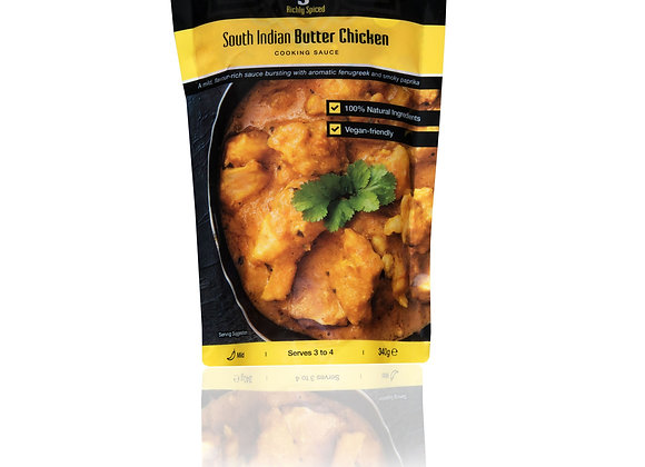 South Indian Butter Chicken Cooking Sauce