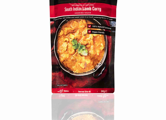 South Indian Lamb Curry Cooking Sauce