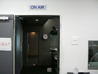 OBSラジオ『日曜アナラジ』に出演しました