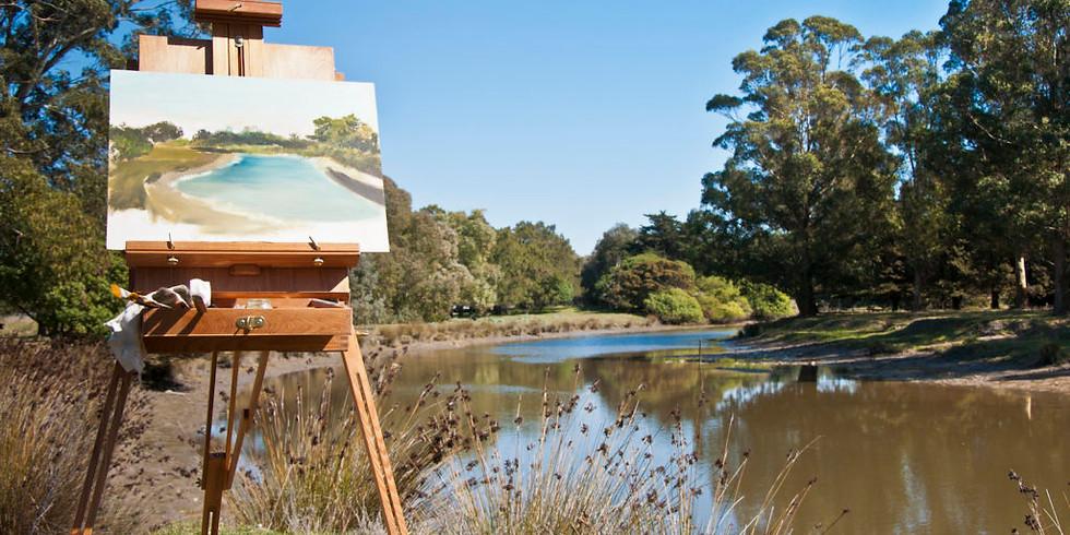 Plein Air Painting - Made Easy