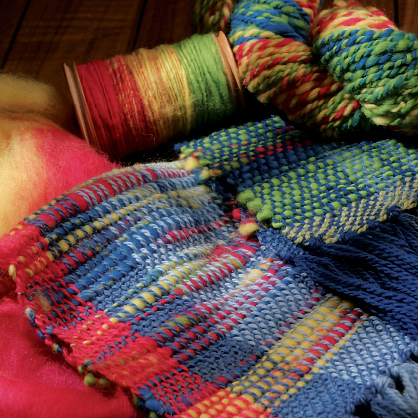 Beginner II Weaving on a Rigid Heddle Loom
