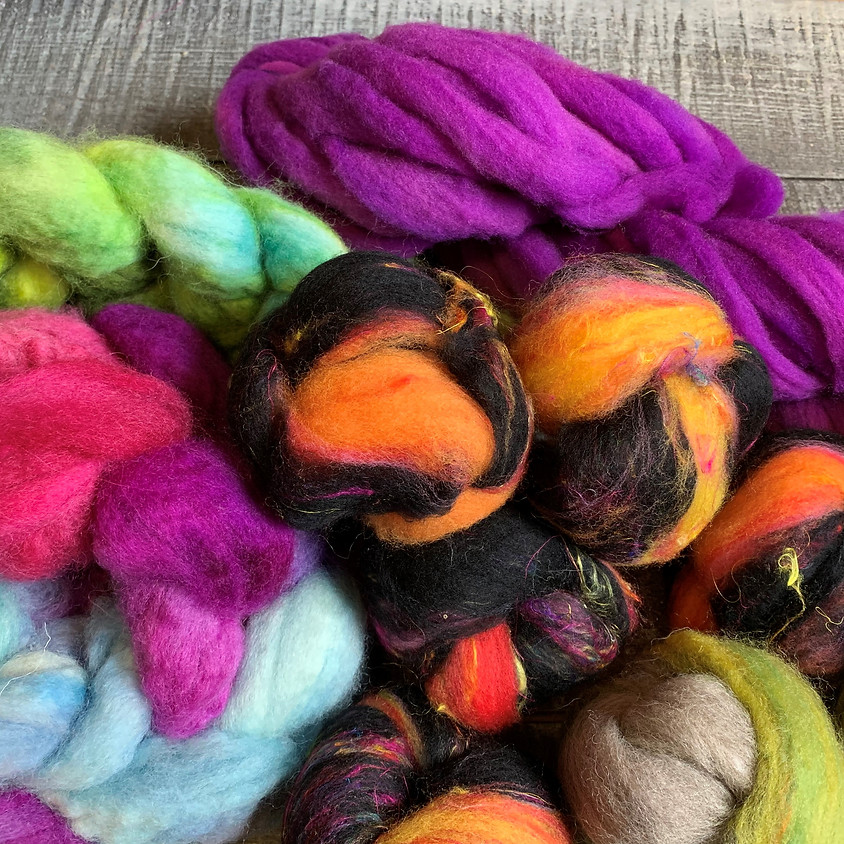Shades of Ewe Fibreworks  - Meet the Maker and Pop Up Shop