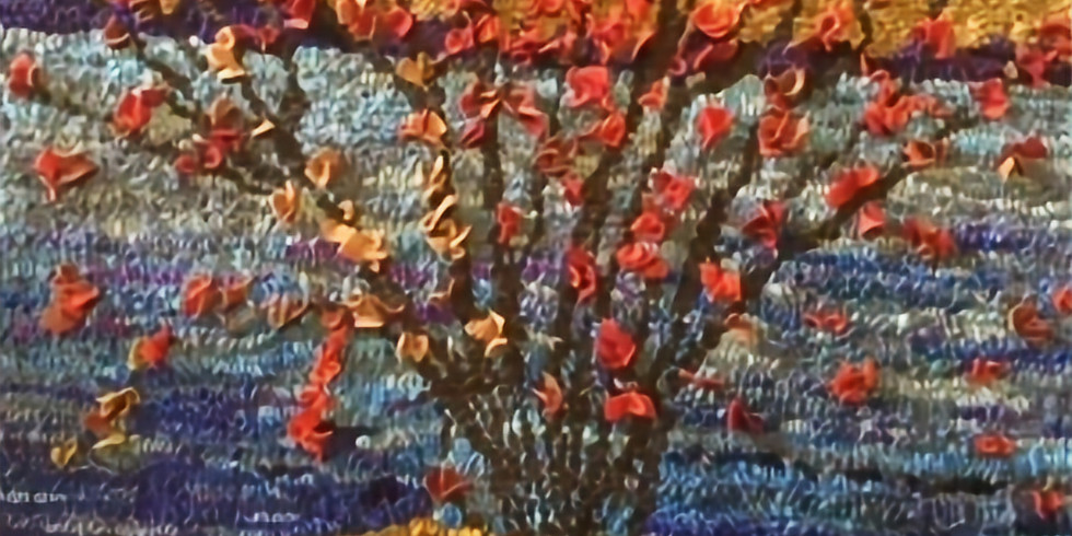 Painting with Wool - Opening Reception Friday August 16 at 7pm