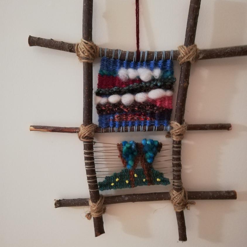 Branch Ladder Weaving