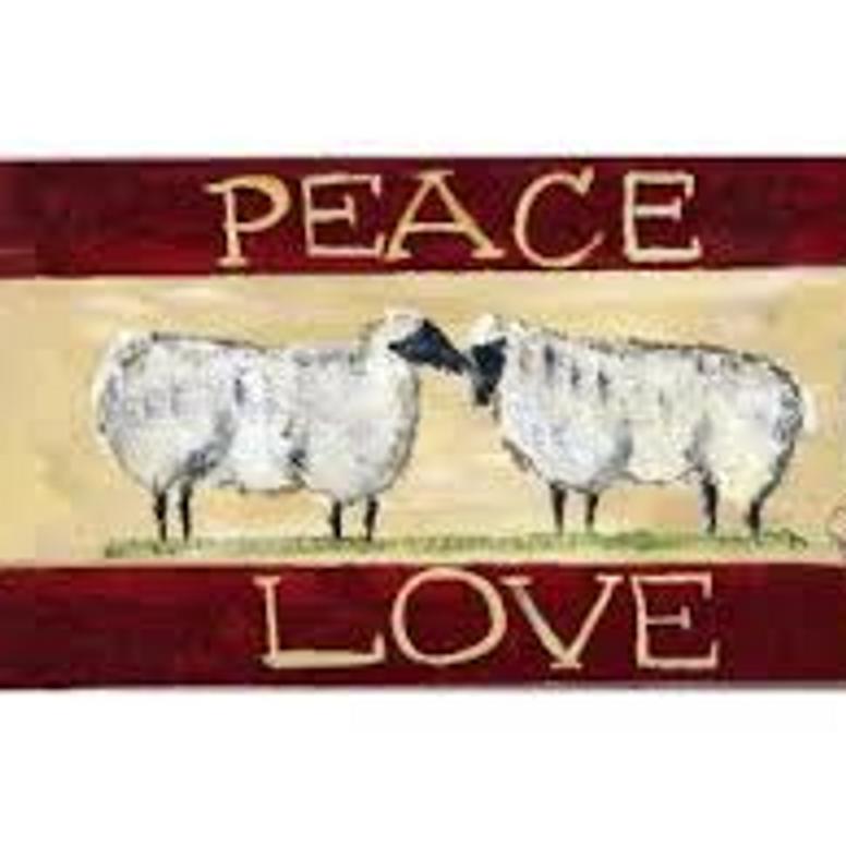 Help us make a Pom Pom Sheep - August 21 to 24