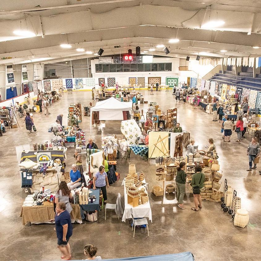 East Coast Fibre Village & Market - Saturday, September 12