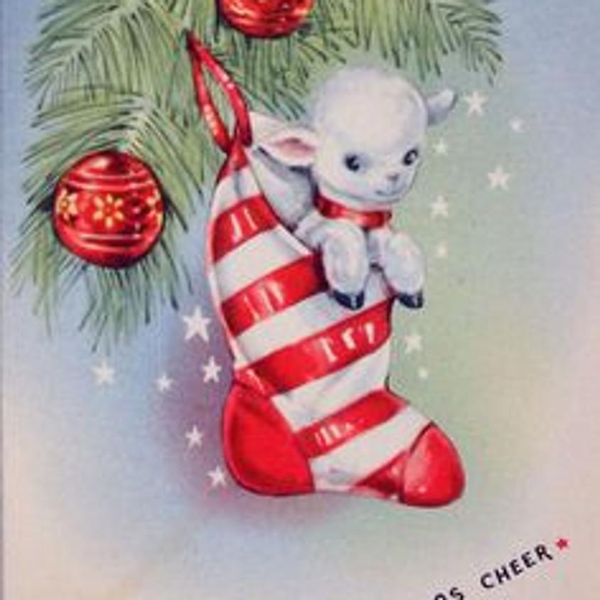 Sisterhood Christmas Ornament Fundraiser - Wednesday, Nov 27
