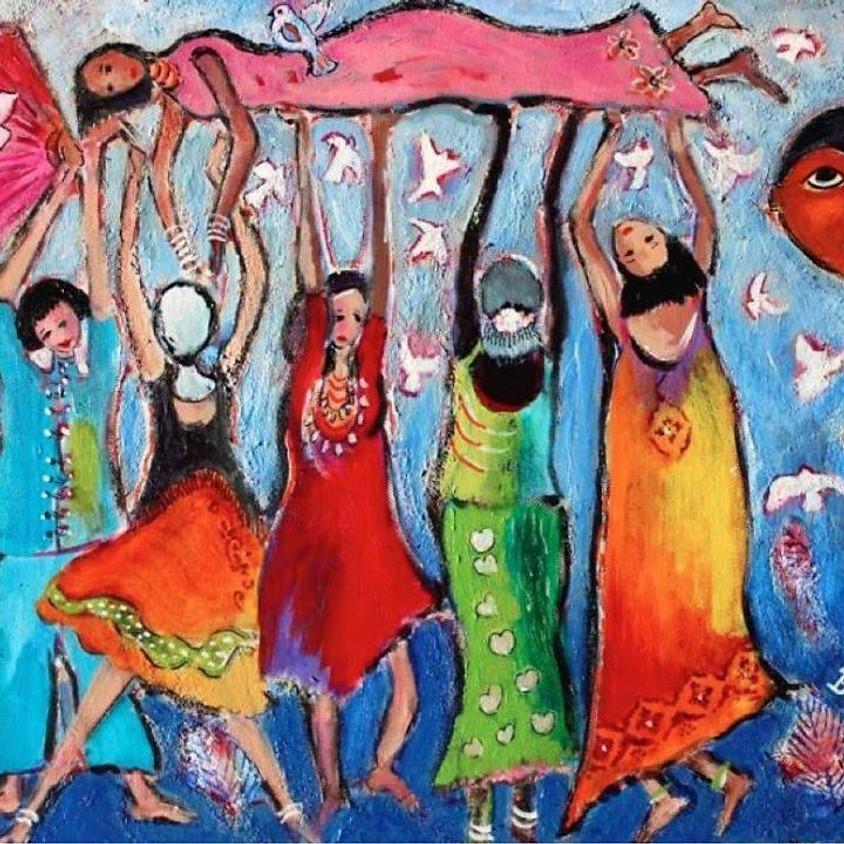 May Sisterhood Circle via ZOOM
