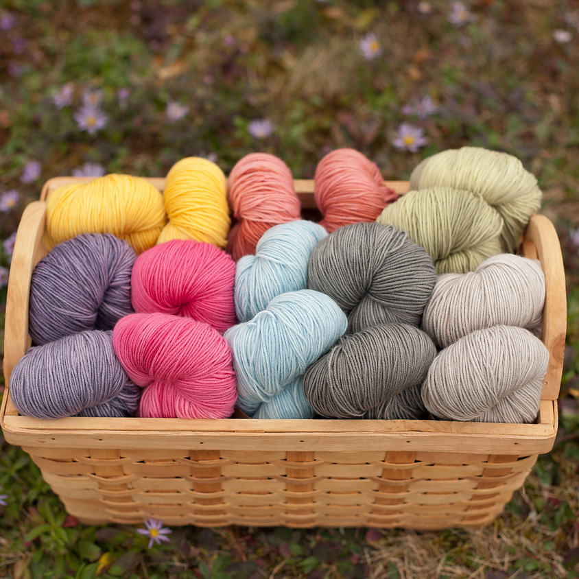 Trunk Show - Botanical Fibres AND Savoie Baskets