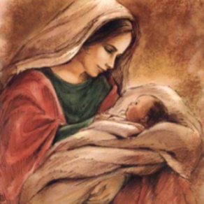 Mary: The Mother of GOD and OUR Mother.