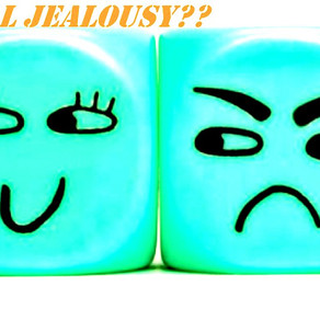 Spiritual Jealousy: what is it? Is this something we need to be careful about?
