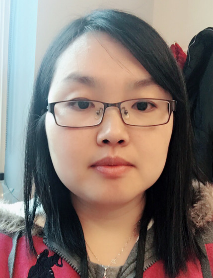 Dr. Meimei Yin joins the lab!