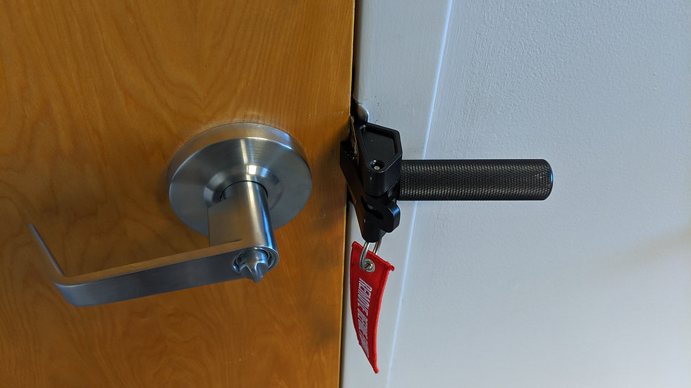 Portable Security Lock