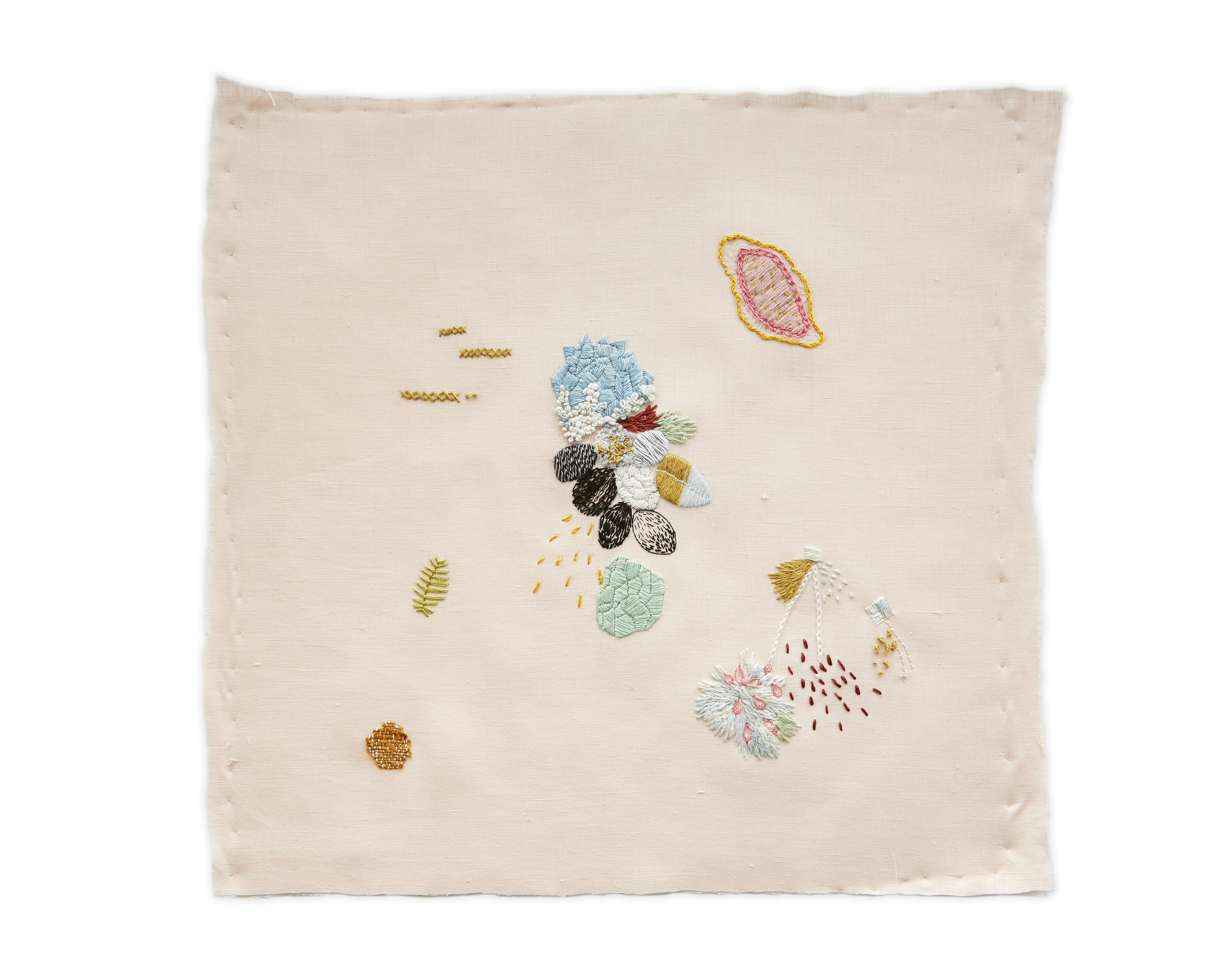 Lyndsey McDougall embroidery