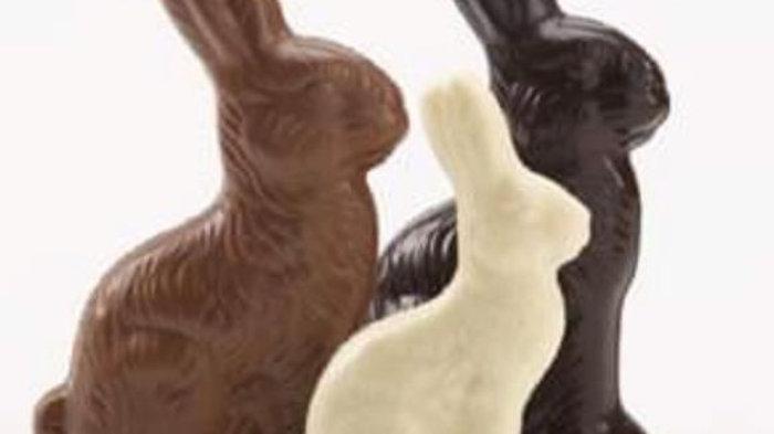 Honey Pot Chocolate Bunny