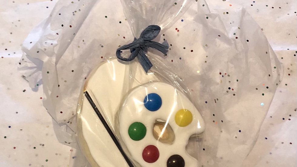 Paint Your Own Cookie Kit