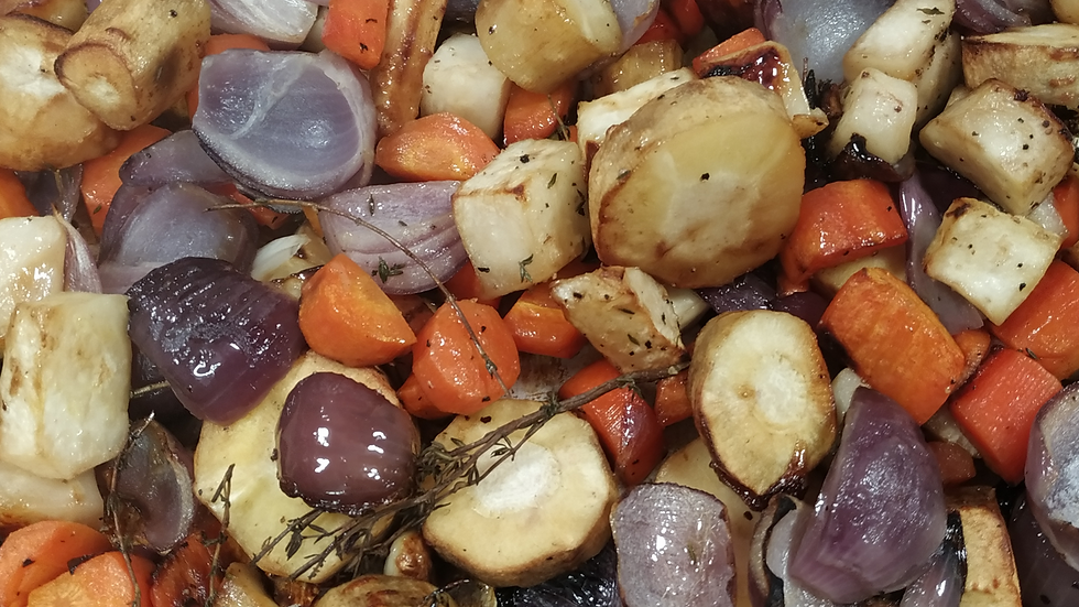 Root Vegetable Medley- 3#