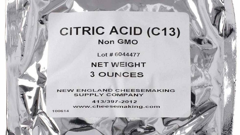 Citric Acid 8 oz