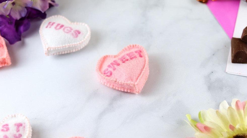 Valentine Conversation Heart