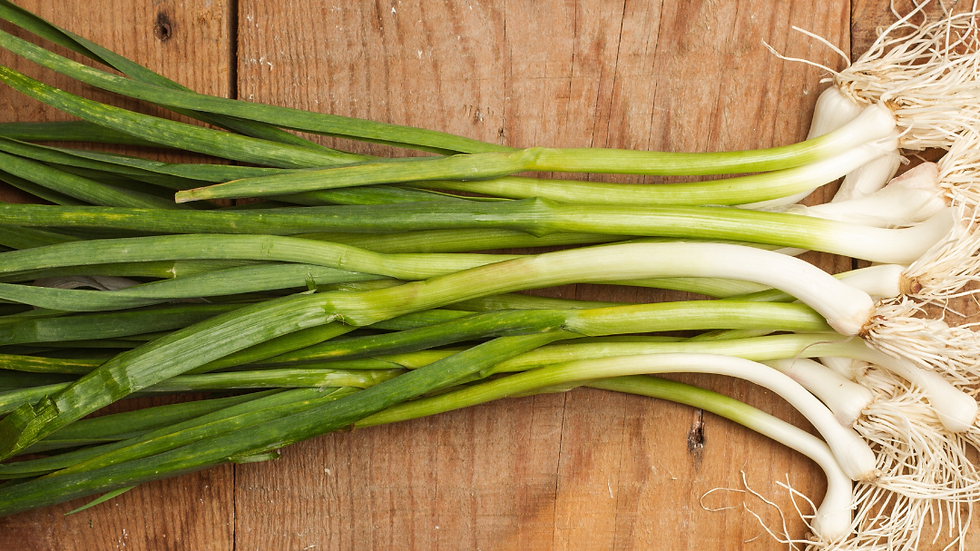 (4) Fresh Garlic