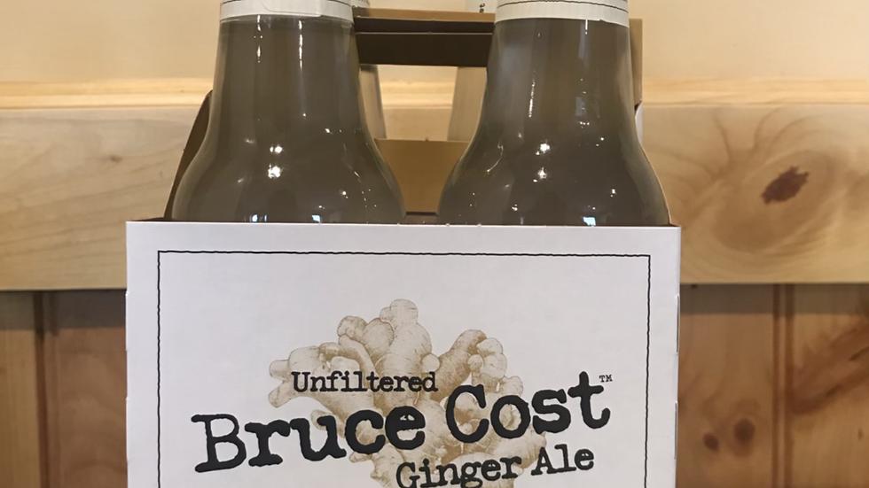Unfiltered Ginger Ale-4pk