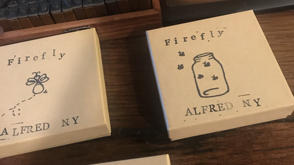 FIREFLY FREE GIFT WRAPPING