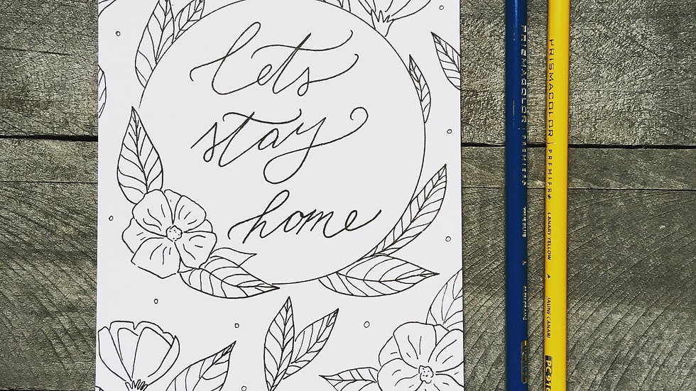 Set of 5-Coloring Pages