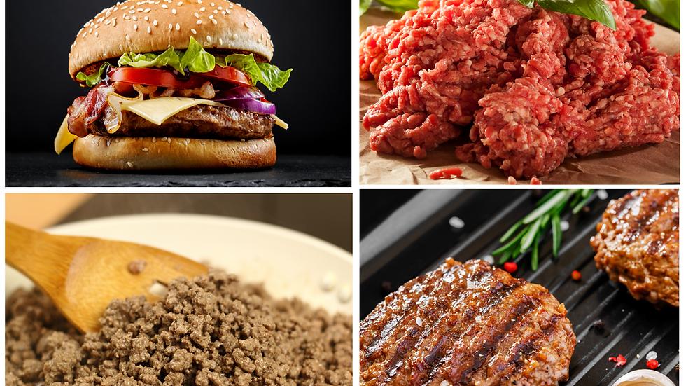 Best of Burger Box 15LBS