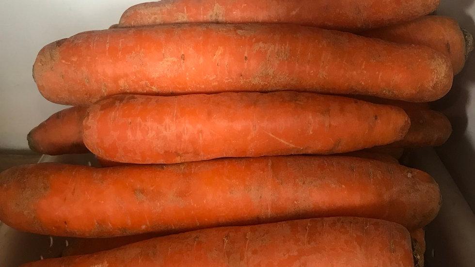 2#  Carrots