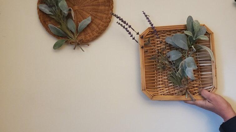 Decorative Wall Basket