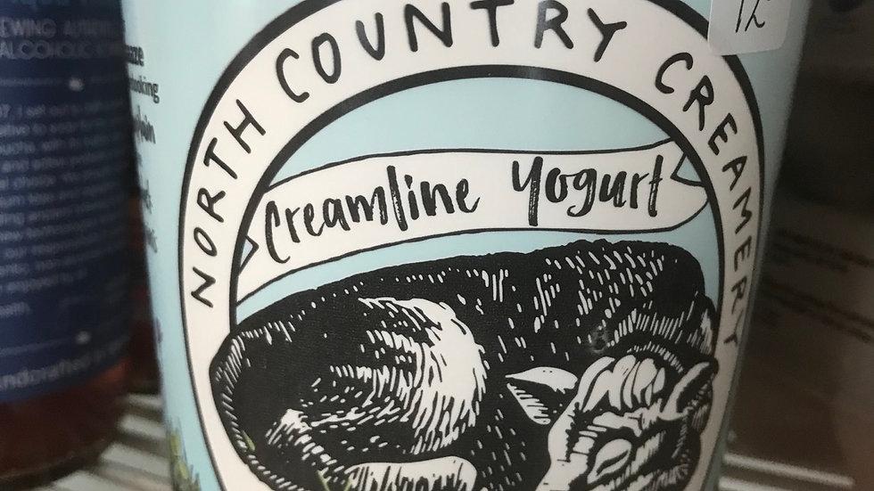 Grassfed Creamline Yogurt