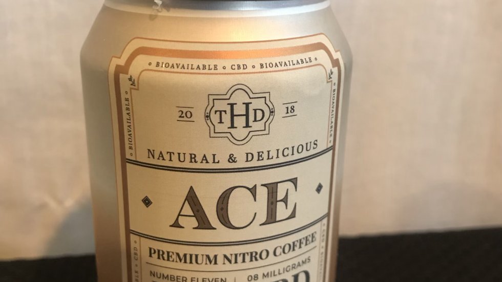 Nitro Coffee- Maple