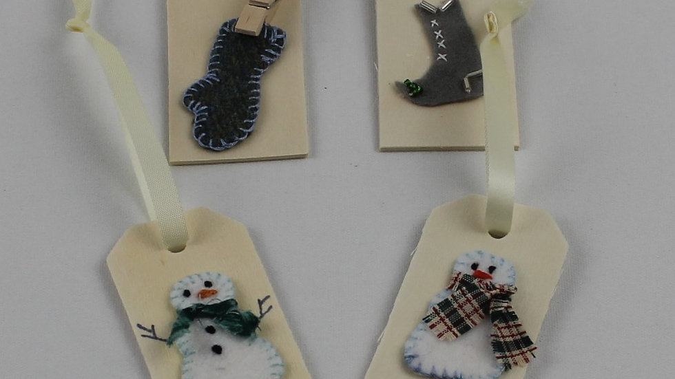 Gift Tags/ Ornament