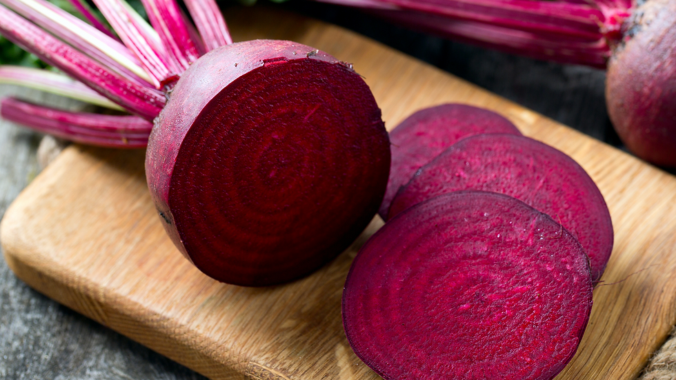 Giant Beets