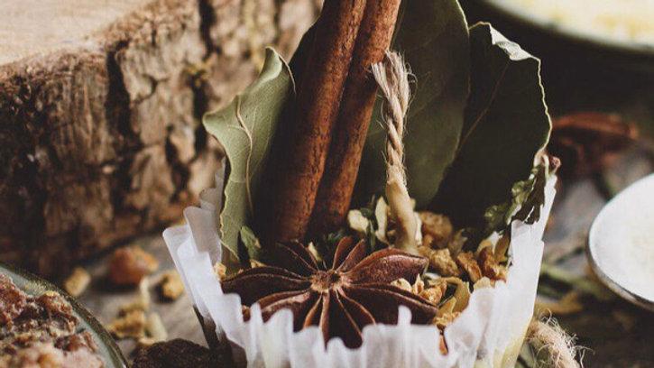 Herbal Firestarters -4 pack