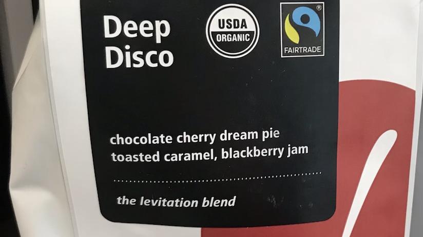 Local, Organic, Fairtrade Coffee