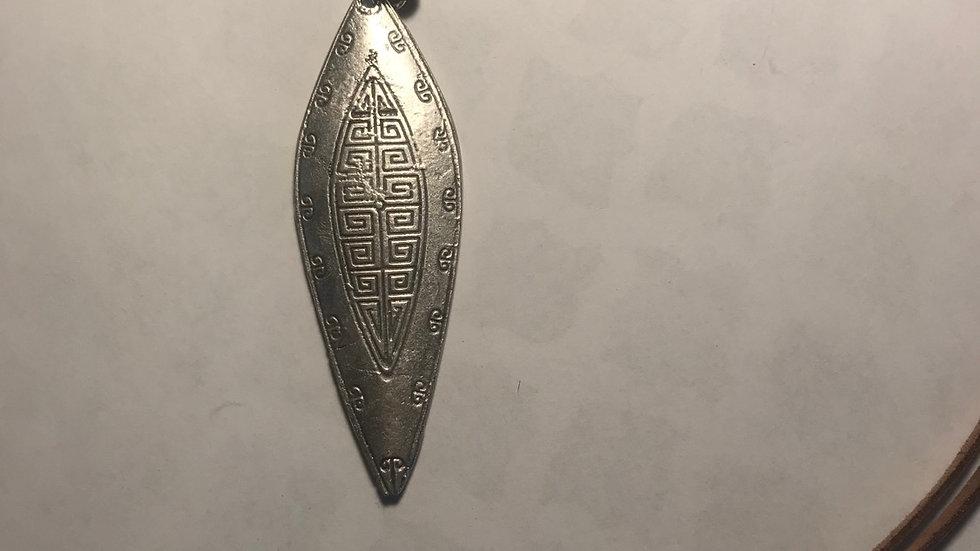 Drop Charm Necklace