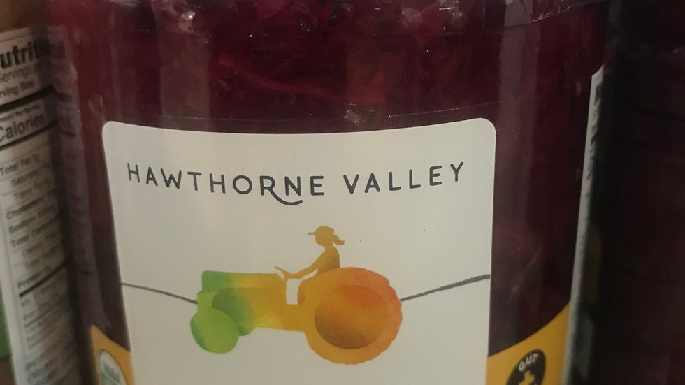 Ruby Saurkraut - Hawthorne Valley Farms