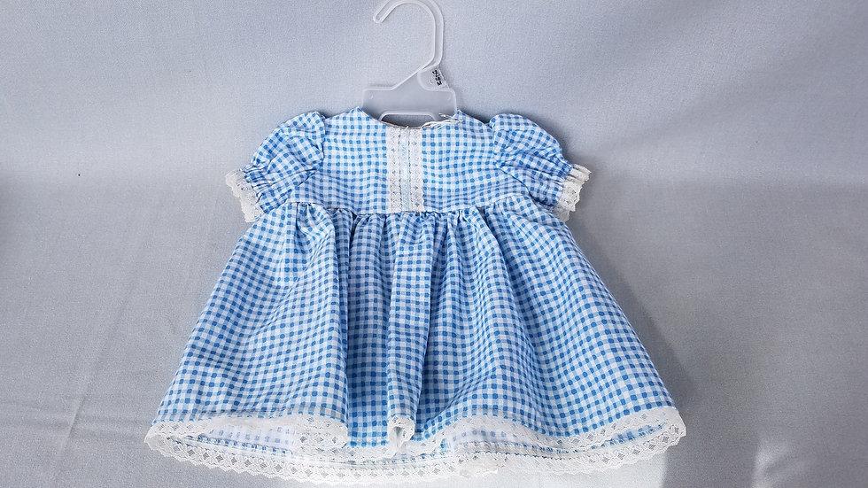 "18"" Doll ""Dorothy"" Dress"