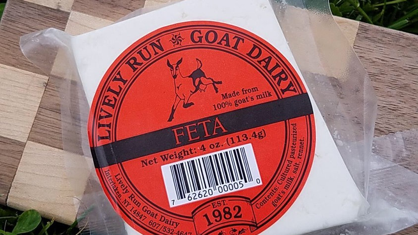 Feta Cheese (NY LOCAL)