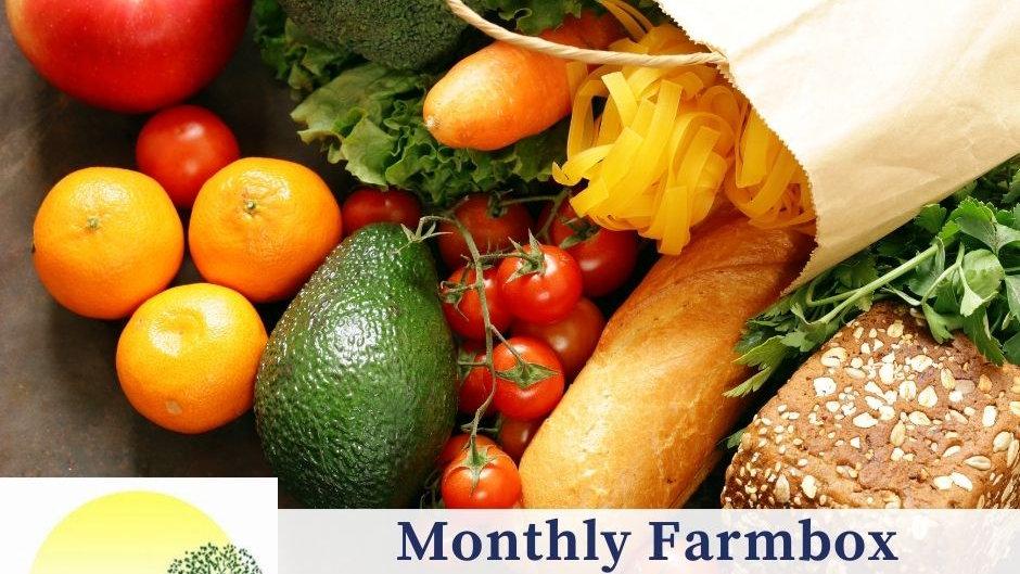 MONTHLY FARM BOX