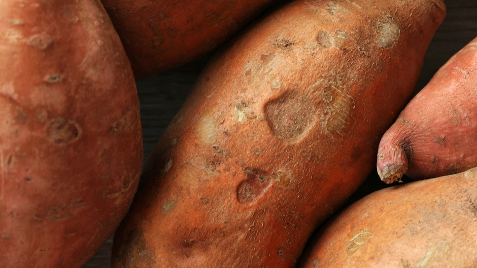 2# sweet potatoes