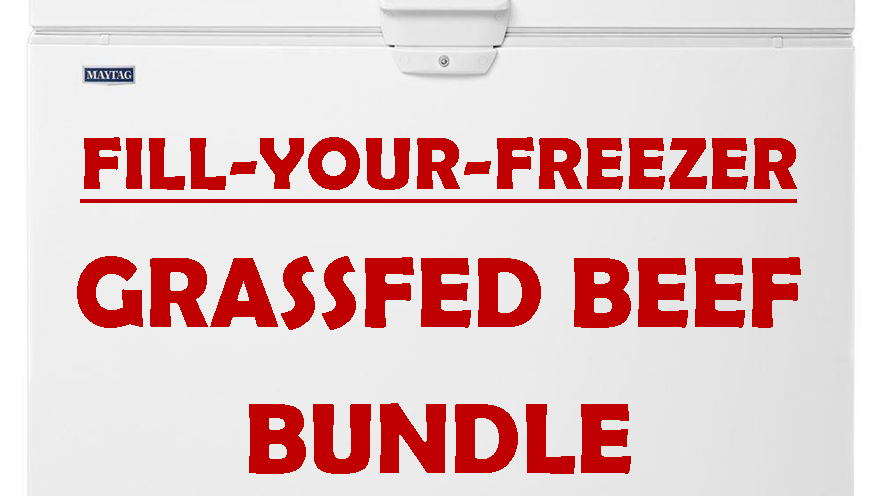 GRASSFED BEEF BUNDLE