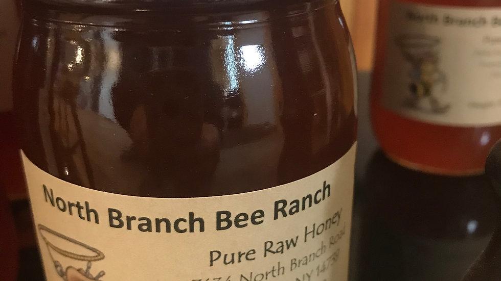 NBBR Raw Honey 1.5#
