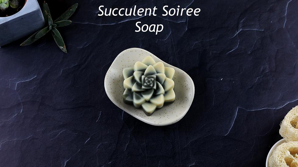 Succulent Soap