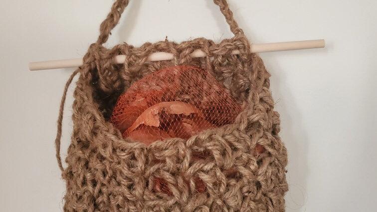 Produce Hanging Basket